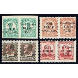 1937 ED. ELP Santa Cruz de Tenerife 37hphi/42hphi **
