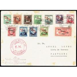 1937 ED. ELP San Sebastián 22, 25/33, 35, 37 us