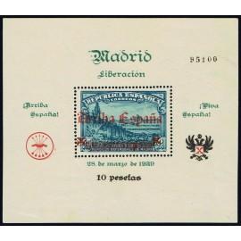 1939 ED. ELP Madrid 54 **
