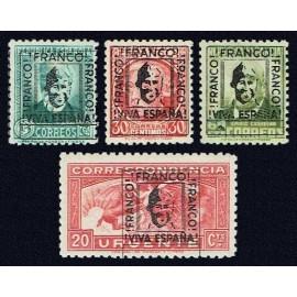1937 ED. ELP Cáceres 1/4 *