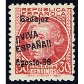 1936 ED. ELP Badajoz 01 **