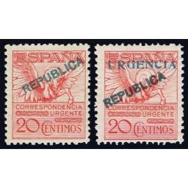 1931 ED. ELR Madrid 8A/8B *