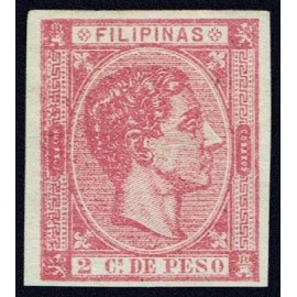 1876 ED. Filipinas 34s *