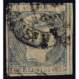 1854 ED. Filipinas 3 us