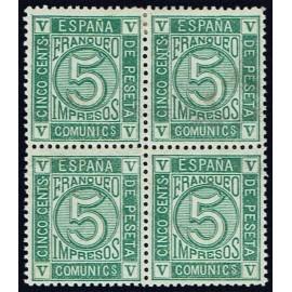 1872 ED. 117 * [x4]