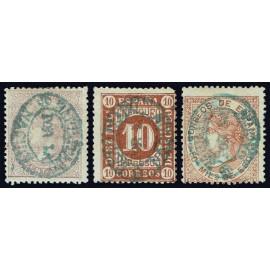 1868 ED. 092/096 * Salamanca (A)