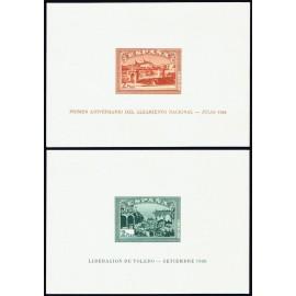1937 ED. 838/839 **