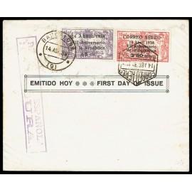 1938 ED. 755/756 us