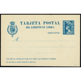 1921 ED. 2 * Tarjetas Militares