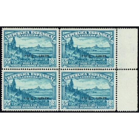 1938 ED. 759hi (**) [x4]