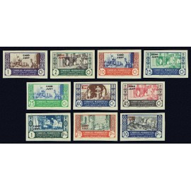 1946 ED. Cabo Juby 152s/161s ** (3)