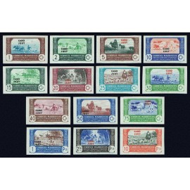 1944 ED. Cabo Juby 138s/151s **