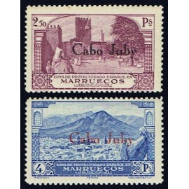 1934 ED. Cabo Juby 57/58 **