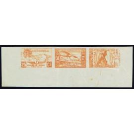1932 ED. Andorra NE 13cc ** (2)