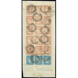 1865 ED. 79A [x15], 75 [x3] us
