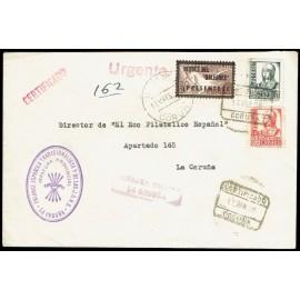 1938 ED. ELP La Coruña 21 us