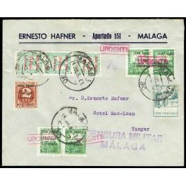 1937 ED. ELP Málaga 02 [x3], 08, 48 [x2] us
