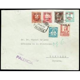 1936 ED. ELP Palencia 1/4 us