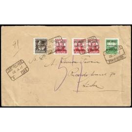 1936 ED. ELP Pontevedra 06/07, 10 [x3] us