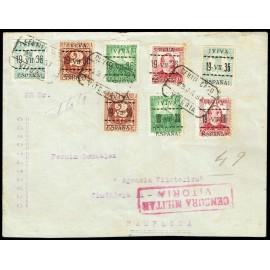1937 ED. ELP Vitoria 01 [x02], 05 [x02], 07 [x02], 10 [x02] us (3)