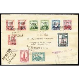 1937 ED. Canarias 14/19, 15A/16A us