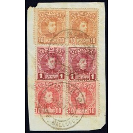 1901 ED. 243 [x2], 253 [x2], 255 [x2] us