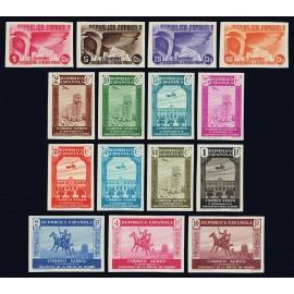 1936 ED. 711s/725s ** (3)