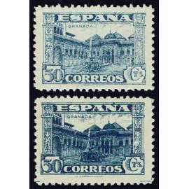 1936 ED. 809, 809a **