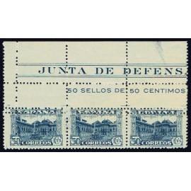 1936 ED. 809ddh + 809ddv *