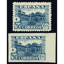 1936 ED. 809it, 809its **
