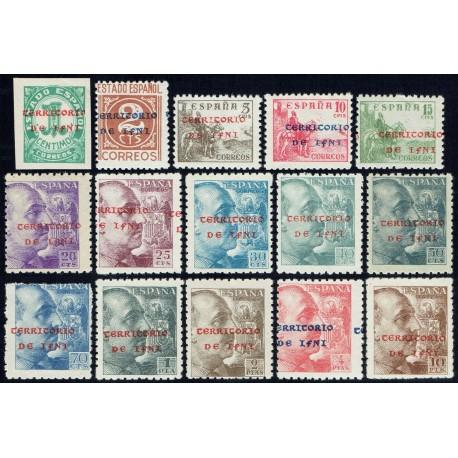 1941 ED. Ifni 01/15 **