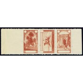 1928 ED. Marruecos 105P, 110P, 118P (6)