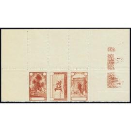 1928 ED. Marruecos 105P, 110P, 118P (5)