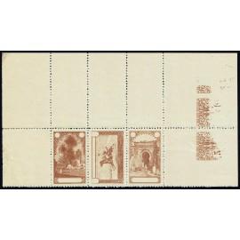 1928 ED. Marruecos 105P, 110P, 118P (4)