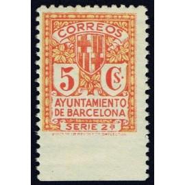 1932-1935 ED. Barcelona 10smz *