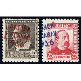 1936 ED. ELP San Sebastián 07hdh/11hdh *