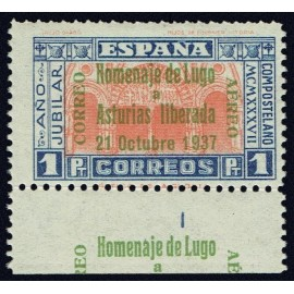 1937 ED. ELP Lugo 12 *