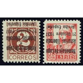 1937 ED. ELP Lugo 02hi, 08hi **/*