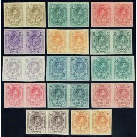 1909 ED. 267s/280s * [x2]