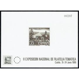 1986 ED. Pruebas Oficiales 09