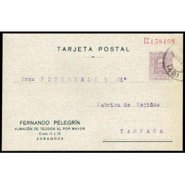 1925-1931 ED. 35 us Enteros Postales Privados
