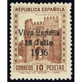 1937 ED. ELP Santa Cruz de Tenerife 44a *