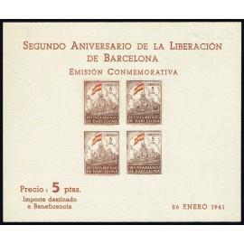 1941 ED. Barcelona 29P (*)