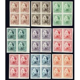 1930 ED. 490s/498s ** [x4] (2)