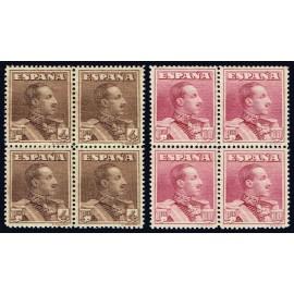 1922 ED. 322ec/323ec ** [x4]