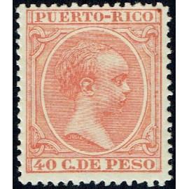 1890 ED. Puerto Rico 84 * (2)