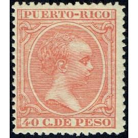 1890 ED. Puerto Rico 84 * (3)