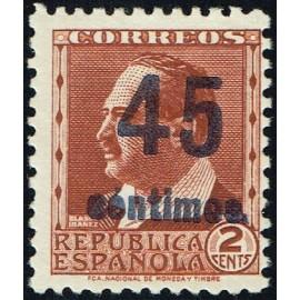 1938 ED. NE 28a ** (2)