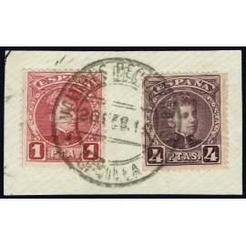 1901 ED. 253/254 us