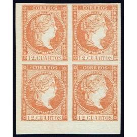 1859 ED. NE 1A * [x4]